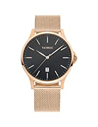 WATCH TAYROC TXM109 MAN CLASSIC PVD 40 MM
