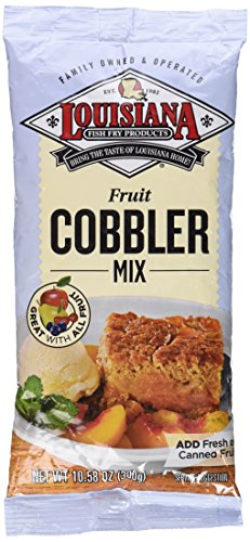 Louisiana Mix Cobbler
