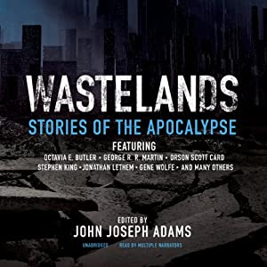 Wastelands Audiobook
