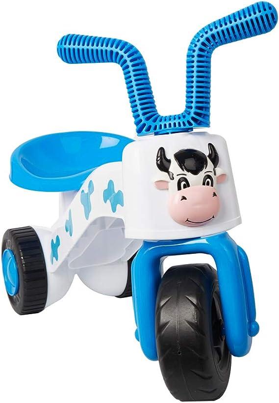 ZNN Bicicleta de Equilibrio Cow Baby: 3 Rondas sin Pedales ...