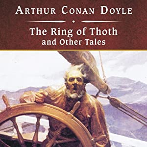 The Ring of Thoth and Other Tales Audiobook