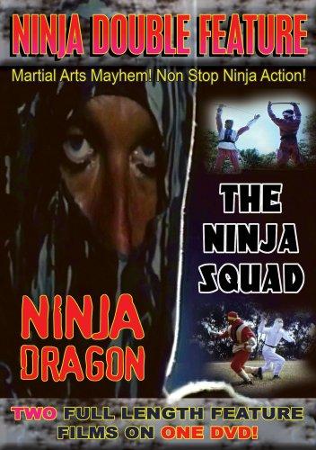 Amazon.com: Ninja Dragon / The Ninja Squad (Ninja Double ...