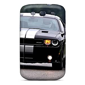 First-class Case Cover For Galaxy S3 Dual Protection Cover Challenger Srt8 2012