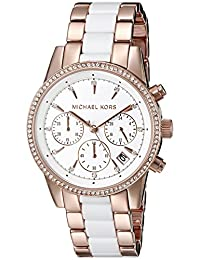 Michael Kors Women's Ritz MK6324 - Rose Gold