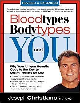BLOODTYPES BODYTYPES AND YOU REVISED: Amazon co uk