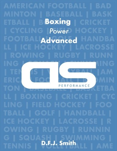 DS Performance - Strength & Conditioning Training Program for Boxing, Power, Advanced
