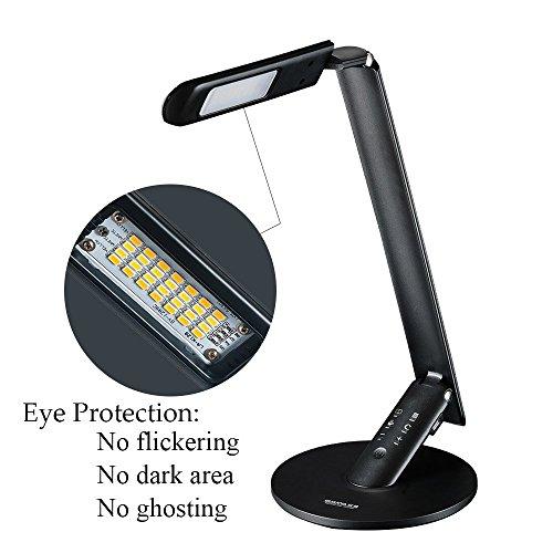 Led Desk Lamp Jodin Guanya Table Lamp Stepless Brightness