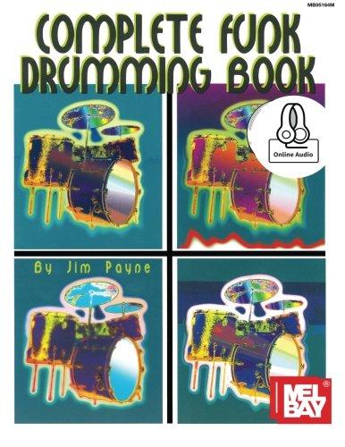 (Complete Funk Drumming Book)