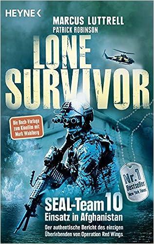 Lone Survivor: 9783453200708: Amazon com: Books
