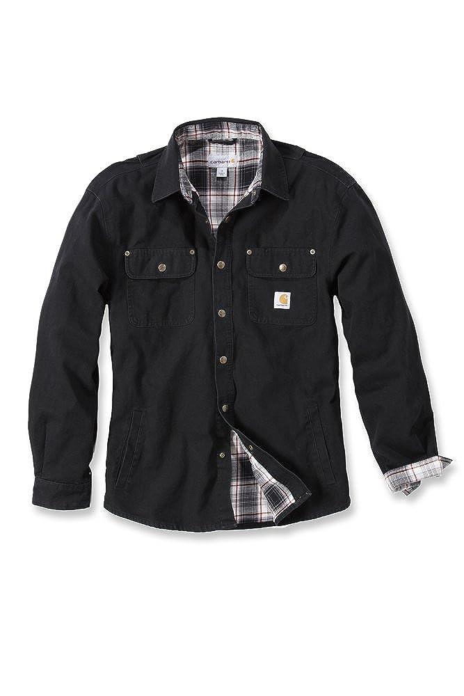 Carhartt camicia da lavoro, tela trattata giacca shirt