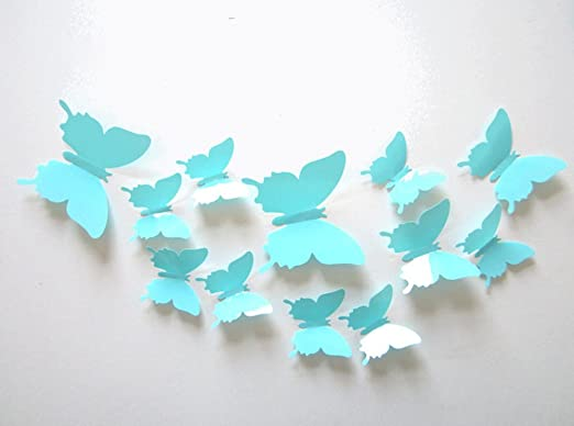 142 opinioni per ufengke® 12 Pezzi 3D Farfalle Adesivi Murali Fashion Design DIY Farfalla Arte