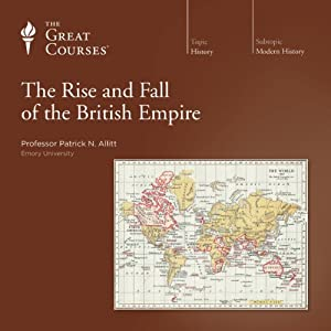 The Rise and Fall of the British Empire Lecture