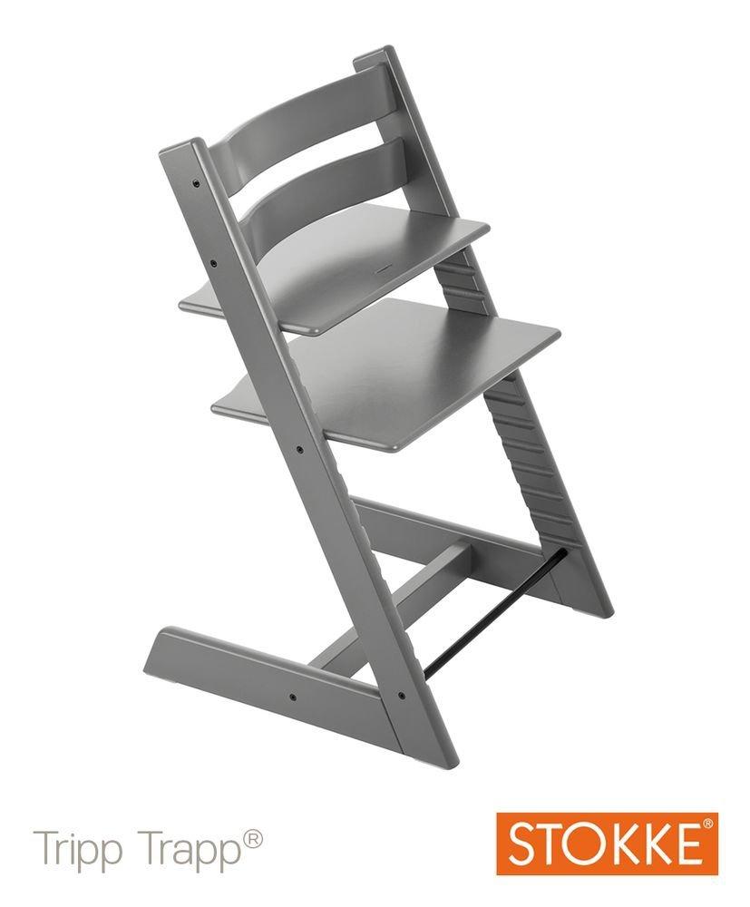 Stokke – Tripp Trapp EVOLUTIVA® Hochstuhl - grau