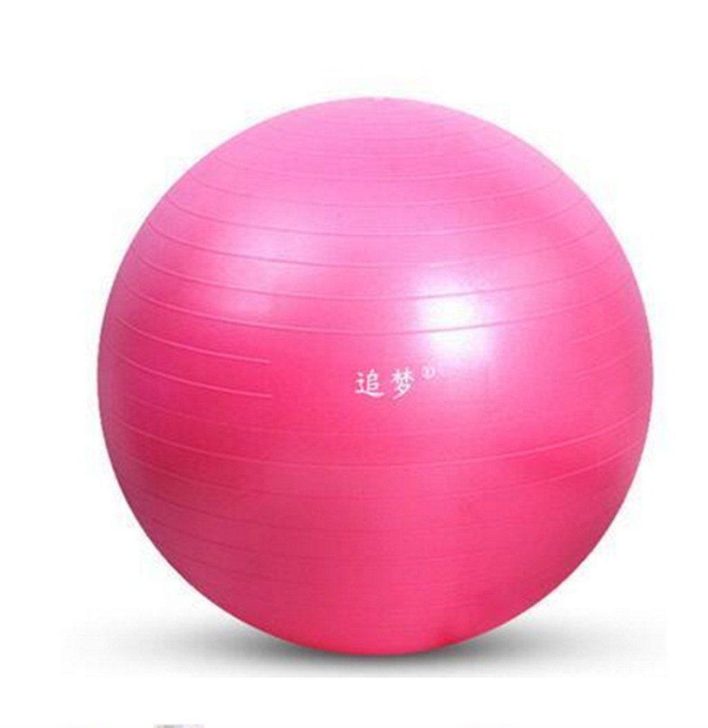 YJAGAP CYJZ® Bola de la Yoga, Espesa la formación del niño de la Bola del Cacahuete a Prueba de explosiones Bola del Gimnasio de la Bola de la rehabilitación Cómodo