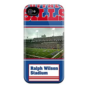 Cases-best-covers Iphone 6plus Protective Hard Phone Cases Custom Colorful Buffalo Bills Series [zmd15857svCn]