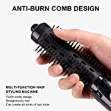 4 in 1 Hot Air Brush Hair Blow Dryer, One Step Hair