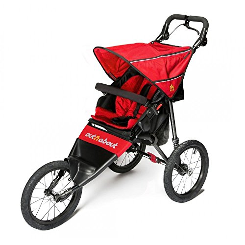 Amazon.com : Out N About Nipper Sport Stroller V4 ...