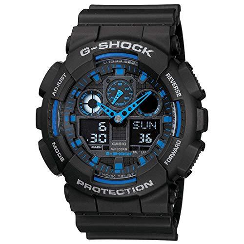 g shock watch blue - 5