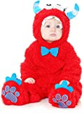 Charades Unisex-Adults Little Monster Madness Costume Jumpsuit