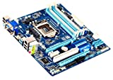 Gigabyte Intel H77 LGA1155 AMD CrossFireX HDMI/DVI Dual UEFI BIOS mATX Motherboard GA-H77M-D3H