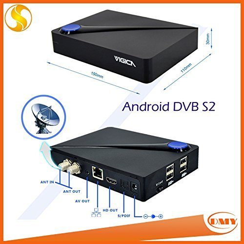 This firmware is for Vigica C100S TV Box with AMLogic S805 CPU