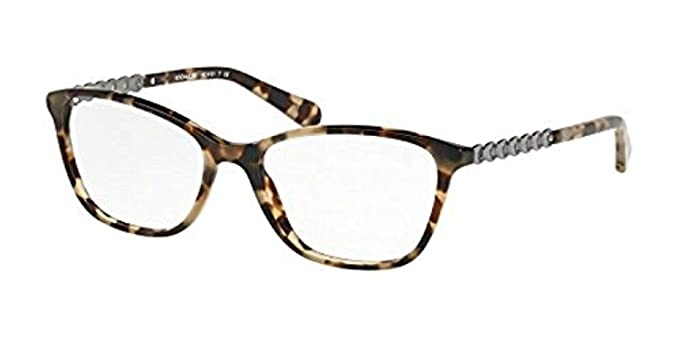 663ab51774 Image Unavailable. Image not available for. Colour  Eyeglasses Coach ...