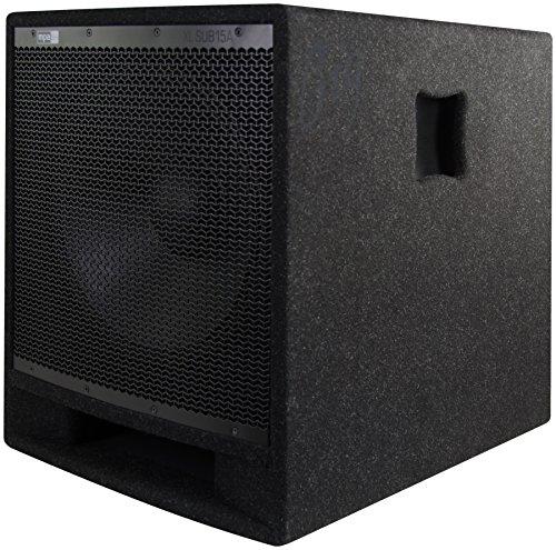 mpa mivoc professional audio XL SUB 15A Aktiv-PA-Subwoofer 300 Watt max.