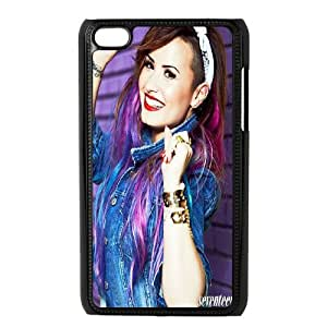 High Quality {YUXUAN-LARA CASE}Demi Lovato FOR IPod Touch 4th STYLE-19