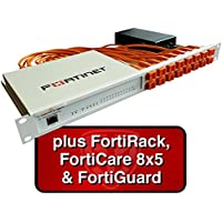 Fortinet FortiGate-81E / FG-81E Next Generation Firewall Appliance Bundle with FortiRack + 1 Year 8x5 Forticare + FortiGuard