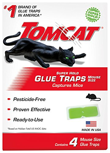Tomcat Super Hold Mouse Glue Trap