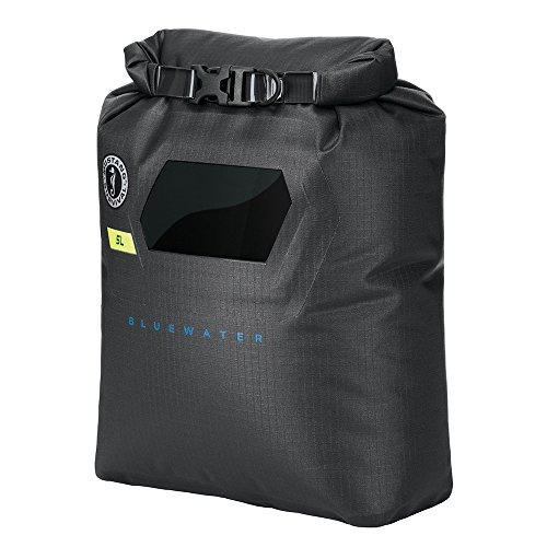 Price comparison product image Mustang Bluewater 5L Roll Top Dry Bag - Black