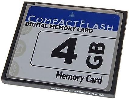KESOTO 8GB CF-Karte Compact Flash-Speicherkarte Leistung f/ür Fotokameras 4GB