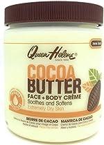 Queen Helene Cocoa Butter Face & Body Crème, 15 Oz
