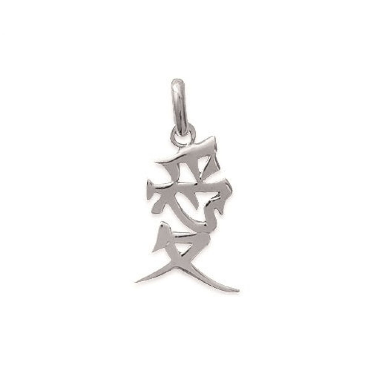 MARY JANE - Pendentif Argent Femme/Homme - Larg:13mm / Haut:18mm - Argent 925/000 (Chinois) 11CF0J05