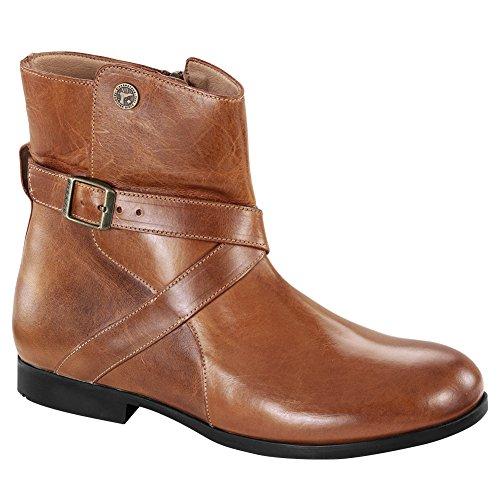 Birkenstock Women's Collins Boot Camel Leather Size 40 M EU by Birkenstock