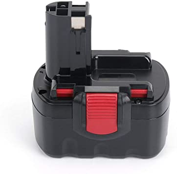 REEXBON 14,4V Bater/ía de Repuesto Ni-MH para Bosch AHS 41 AHS52 ACCU Art 26 BAT038 BAT040 BAT041 BAT140 BAT159 2607335685 2607335694 2607335264 2607335275 2607335276 PSR 14,4 PST 14,4 Etc.14.4 Etc.