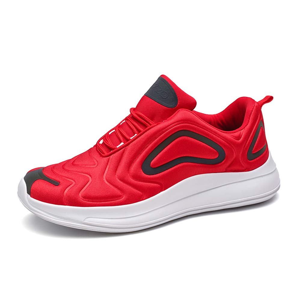 Nicetruc Men Lightweight Sneakers Fashion Running Shoes Low Top Sports Shoes Breathable Sneakers
