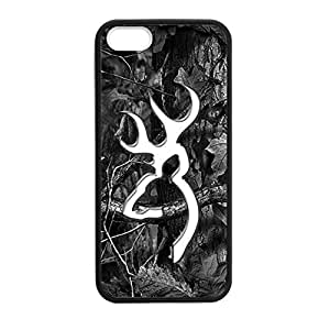Browning Camo Deer for iPhone ipod touch4 Case Cover 038ipod touch48ipod touch4 Rubber Sides Shockproof Protection with Laser Technology Printing Matte Result