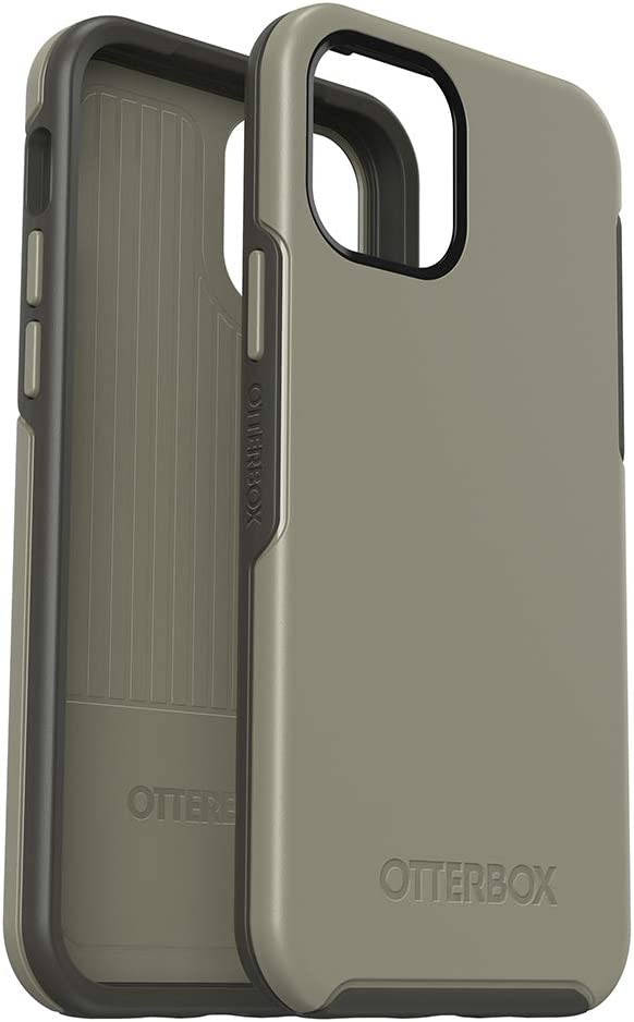 OtterBox Symmetry Series Case for iPhone 12 & iPhone 12 Pro - Earl Grey (VETIVER/Climbing Ivy)