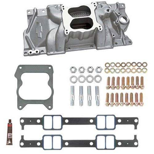 Intake Manifold Lt1 - Chevrolet Performance 24502592K Aluminum Intake Manifold Kit