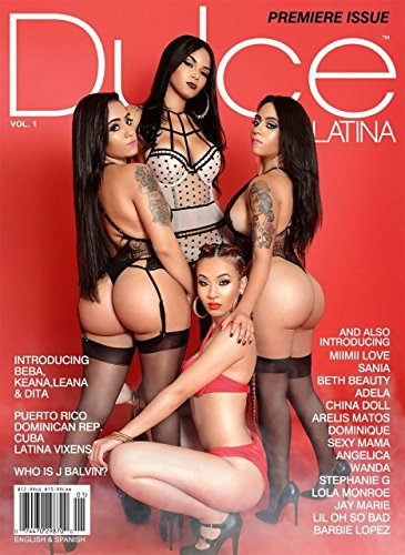 DULCE LATINA MAGAZINE ISSUE #1 Thick Magazine