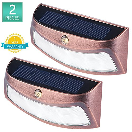 Great LED solar lights