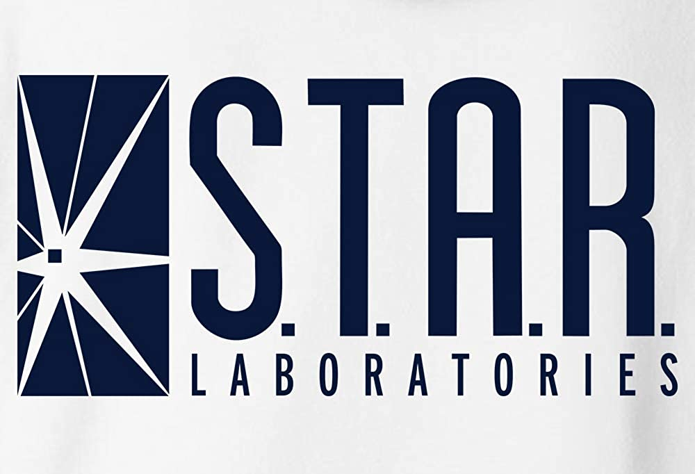 Star Laboratories Hooded Sweatshirt Star Labs Hoodie