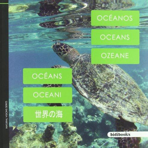 Descargar Libro Oceanos: Feel The Nature On Your Mobile Staff Bidimobile