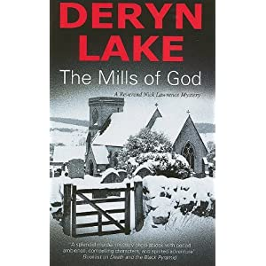The Mills of God (A Reverend Nick Lawrence Mystery)