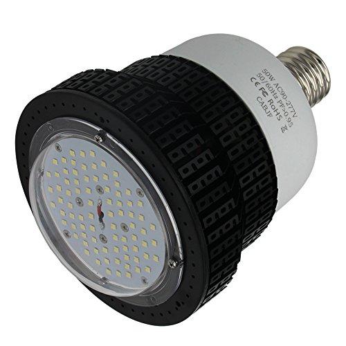 NUOGUAN Mogul E39 Base 50W LED High Bay Bulb 5700K