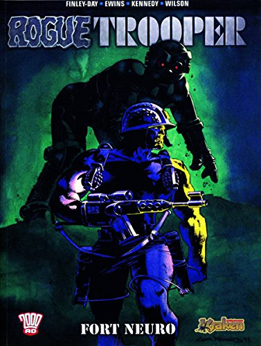 rogue trooper 2 fort neuro spanish edition finley day gerry carrion enrique kennedy cam ewins brett wilson colin 9788493538187 amazon com books amazon com