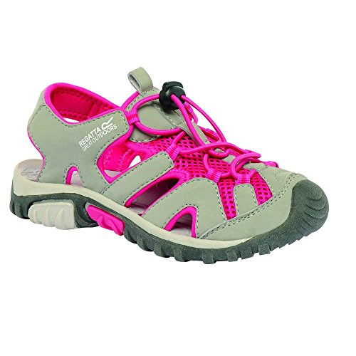 Regatta Deckside Jnr - Zapatillas de running Niñas Iron / Jem