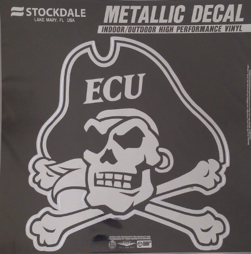 East Carolina Pirates ECU 6
