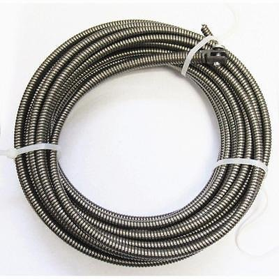 BrassCraft 5/16 in. x 50 ft. Slotted-End Replacement Cable